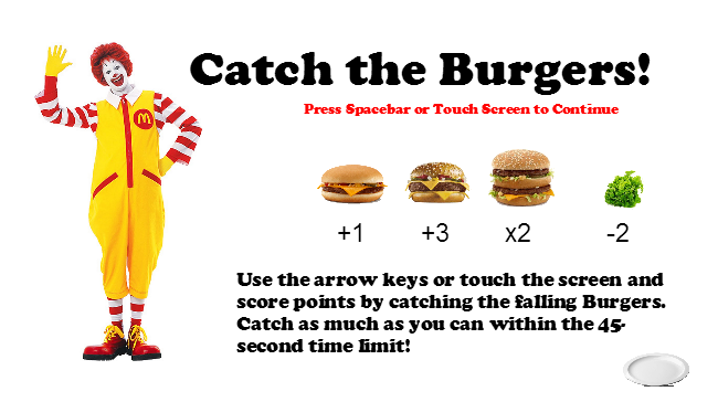 catchtheburger
